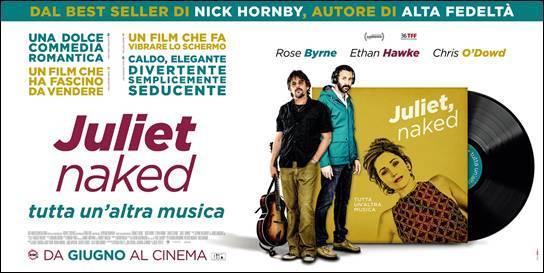 Juliet Naked tutta un'altra musica