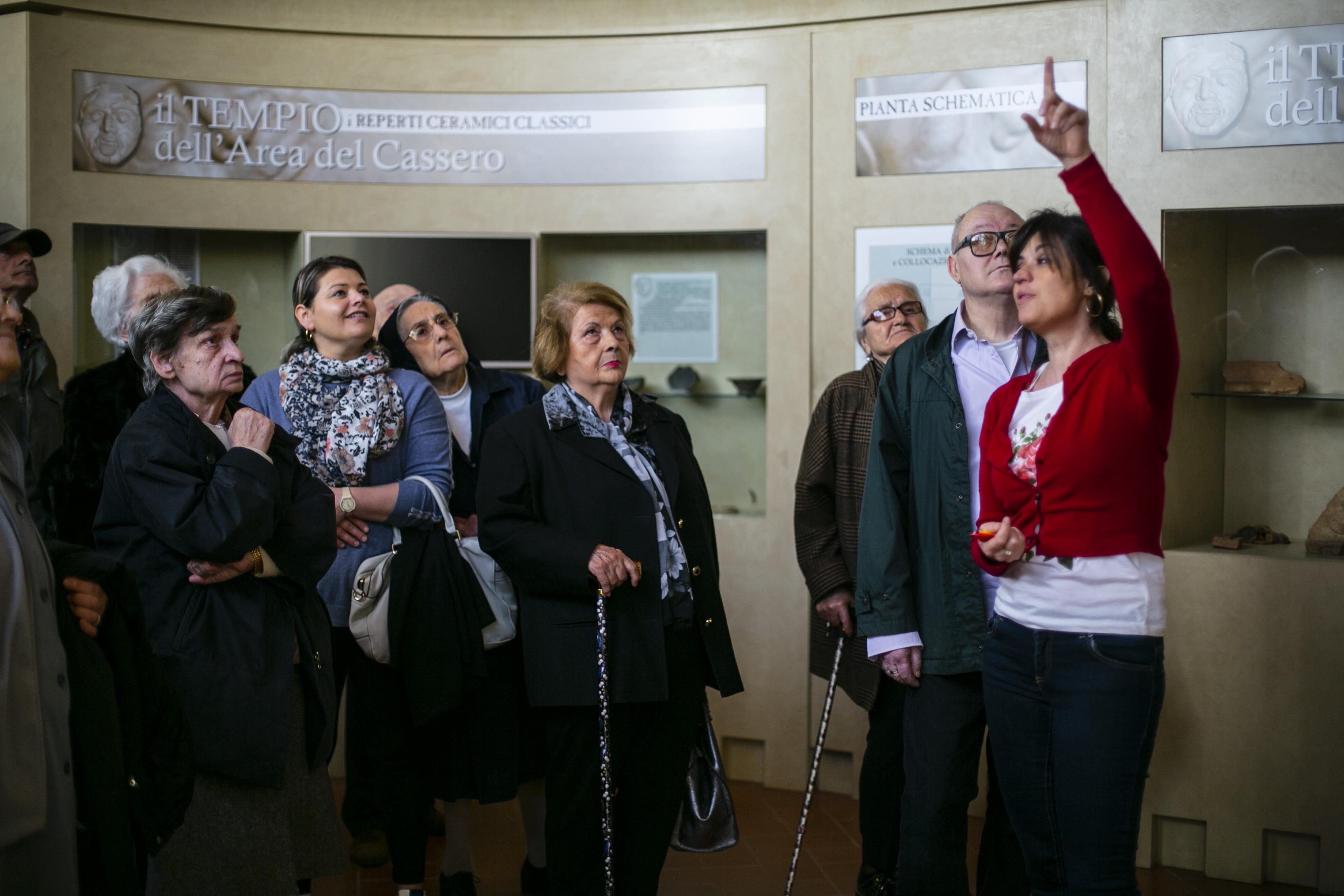 nonni al museo - 2