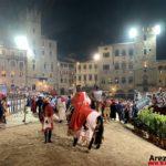 Disciplina accessi piazza Grande per la prova generale della Giostra del Saracino