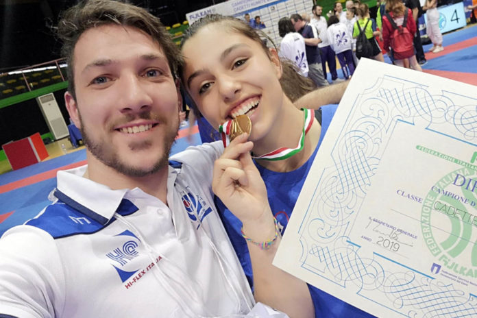 Accademia Karate Casentino - Oretti e Liguri