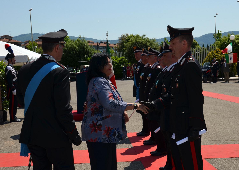 Festa Carabinieri 2019