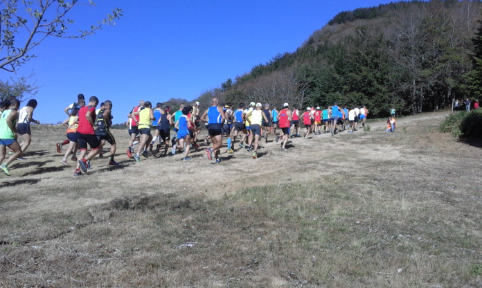 Pratomagno Run 2017