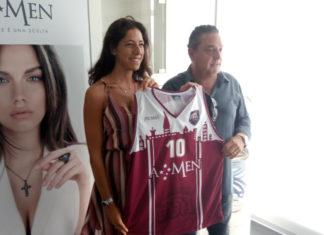 Basket: presentate le divise della nuova Amen SBA ed il coach Marco Evangelisti