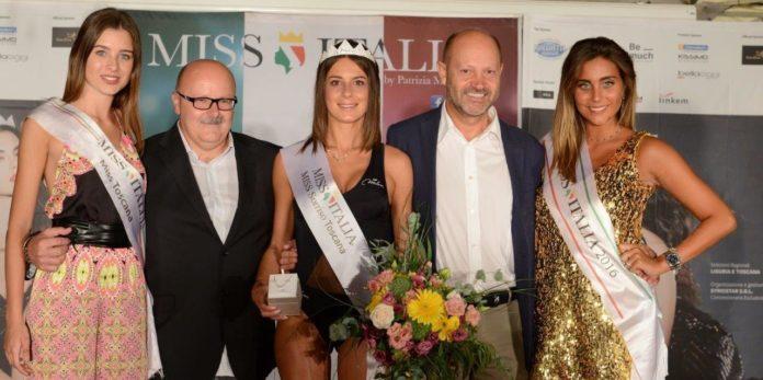 A Giulia Duranti di Arezzo la fascia di Miss Sorriso Toscana 2019.