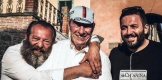 La ciclostorica di Marciano della Chiana ha ribadito l'affetto alla famiglia in occasione dei funerali di Gimondi