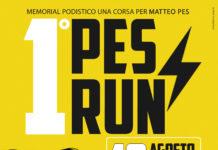 """Lunedì 19 Agosto 2019 la 1a edizione della Corsa Podistica """"Pes Run"""""""