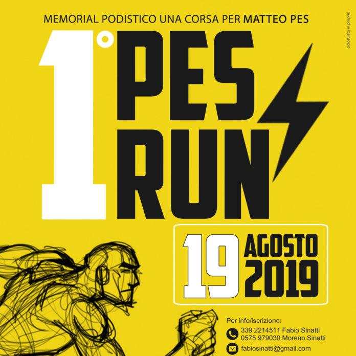 Lunedì 19 Agosto 2019 la 1a edizione della Corsa Podistica