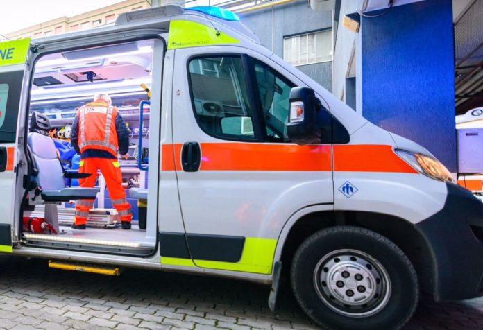 ambulanza - 118