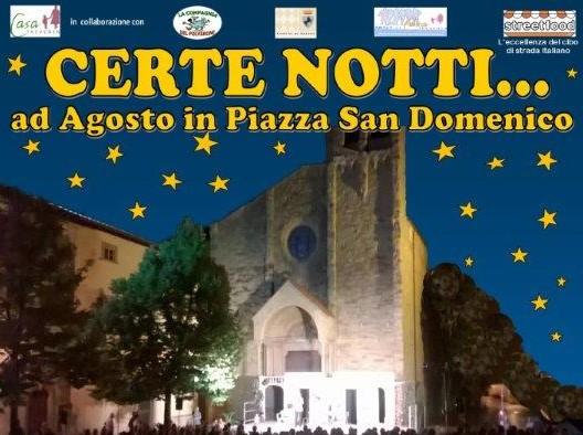 "Il Polvarone in :""Certe notti"