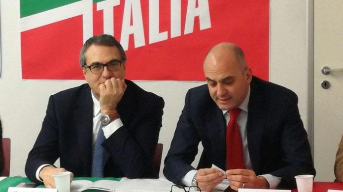 Crisi, D'Ettore (FI): Berlusconi ha tracciato una linea chiara
