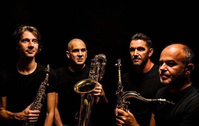 Steelwind Saxophone Quartet. Martedì 20 agosto, ore 21.15, presso la Sala della Compagnia a Faella