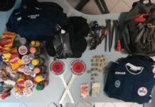 Arresti per furto attività commerciali ad Arezzo