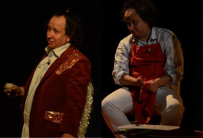 """Rassegna """"Teatro del Fiume"""" di Stia: spettacolo di Andrea Kaemmerle """"L'uomo Tigre"""""""