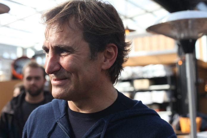 Alex Zanardi al gran finale di Endurance del Mugello