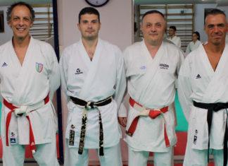 L'Arezzo Karate 1979 presenta i tecnici della nuova stagione