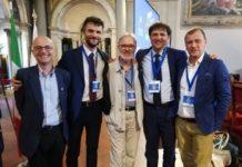 Il sindaco di Pratovecchio Stia, Nicolò Caleri, eletto tra i 25 delegati dell'assemblea nazionale Anci