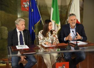 Firmato il protocollo affinché la Valdichiana della bonifica leopoldina entri nei paesaggi storici d'Italia