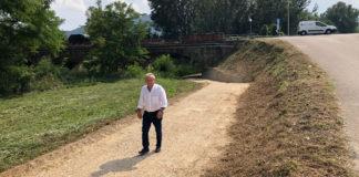 Ciclopista dell'Arno: inaugurazione prevista per il 22 settembre