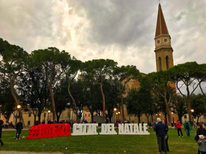 Arezzo Città del Natale: si presentazione del progetto alla città il 10 settembre