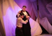 """Sabato 7 settembre si apre il sipario sul primo appuntamento del teatro Virginian: """"La commedia degli errori"""""""