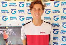 Tennis Giotto: Filippo Alberti è stato tra i protagonisti ai Campionati Italiani Under16