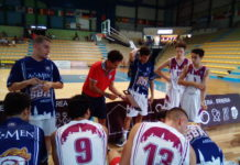 Basket: Amen SBA batte Terranuova 109-65