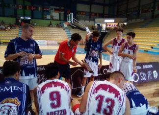Basket: Amen SBA batte Terranuova 109-65