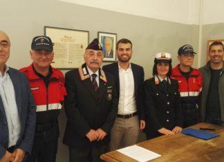 Casentino: firmata la convenzione conn l'associazione nazionale Carabinieri per la sicurezza