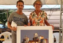 Mauro Del Vescovo vince il concorso di pittura di Monte Sopra Rondine