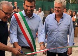 Bibbiena: riqualificazione del pala tennis e inaugurata la nuova palestra