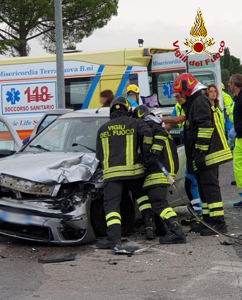 incidente sr69-vvf