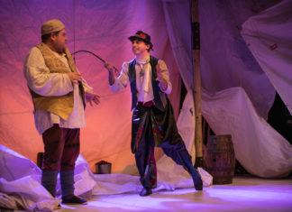 """Teatro Virginian: stasera si apre il sipario sulla """"Commedia degli errori"""""""