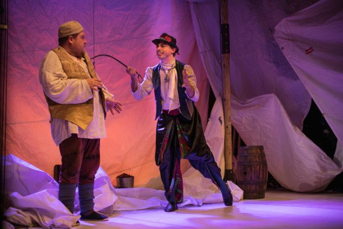 Teatro Virginian: stasera si apre il sipario sulla