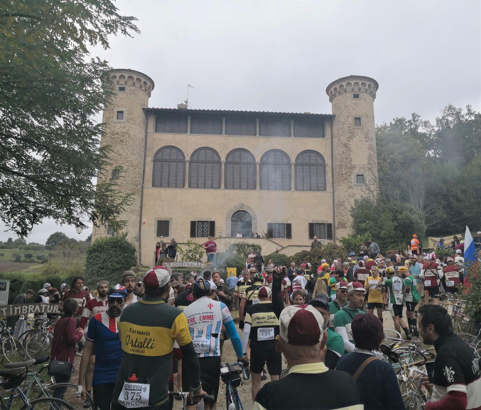 Castello di Galbino - Intrepida 2019