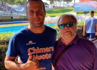 Chimera Nuoto - Marco Magara e Diego Polani