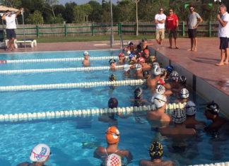 Chimera Nuoto - Raduno collegiale 2019