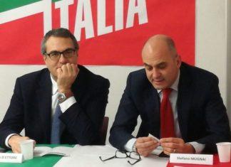 Maurizio D'Ettore e Stefano Mugnai