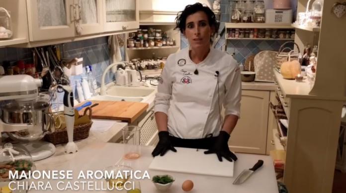 Maionese aromatica - Chiara Castellucci