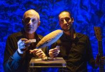 Giovanni Baglioni e Paolo Triestino Teatro Verdi Monte San Savino