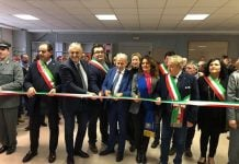 Inaugurata la nuova sede distaccata dell'Unione dei Comuni: unificati il servizio di forestazione, protezione civile e Com Casentino.