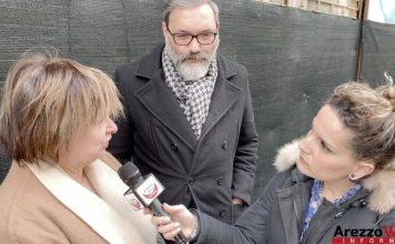 Meri Cornacchini e Angelo Rossi