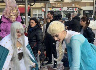 Carnevale Saione 2020