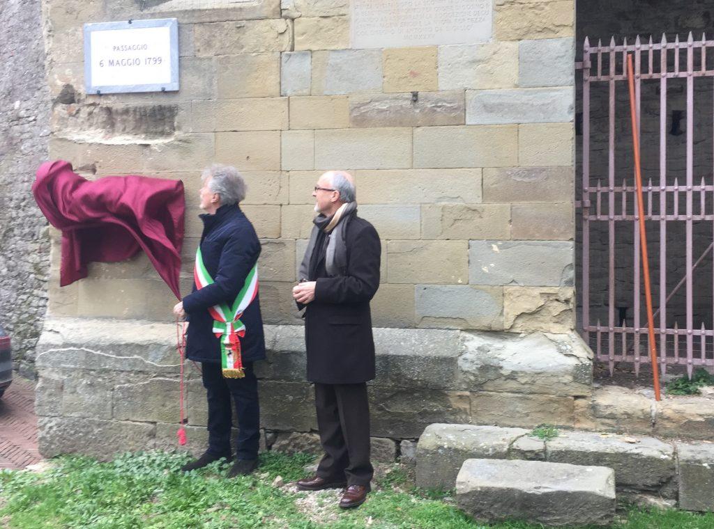 Alessandro Ghinelli e Egiziano Andreani