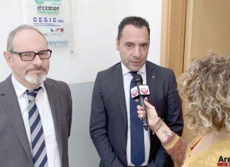 Nico Gronchi e Mario Landini