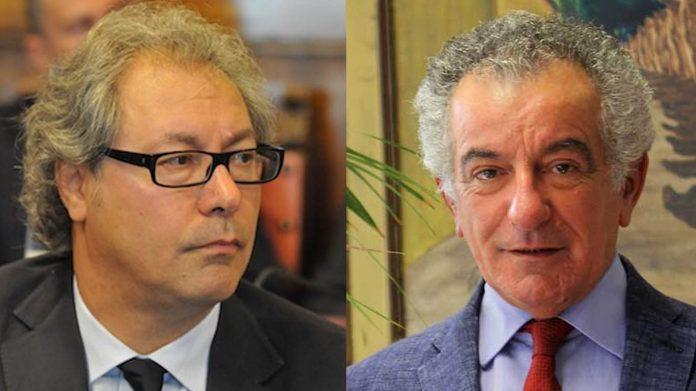 Luciano Ralli e Paolo Enrico Ammirati
