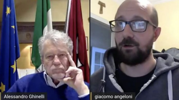 Alessandro Ghinelli e Giacomo Angeloni