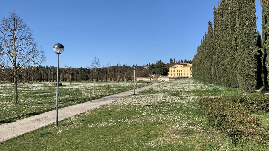 Parco Villa Severi