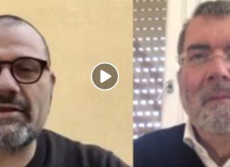 Stefano Pezzola e Alessandro Artini