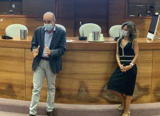 Antonio D'Urso e Simona Dei