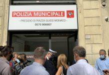 Presidio PM - Piazza Guido Monaco